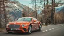 Bentley going back to Pikes Peak with a Continental GT
