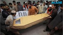 Freak Storm Kills 45 in Pakistan