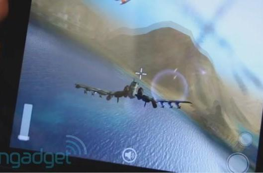 HP TouchPad shoots down planes, shows off next-gen Snapdragon's GPU (video)
