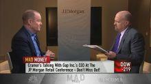 Gap CEO Art Peck: Big data gives us major advantages over...