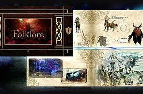 Play Folklore demo, win Folklore art book