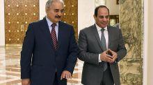 L'Egitto (ai ferri corti con la Turchia) manda l'Esercito in Libia