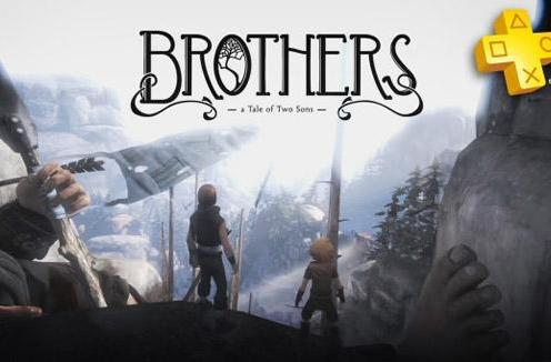 Brothers: A Tale of Two Sons free on PS Plus starting tomorrow