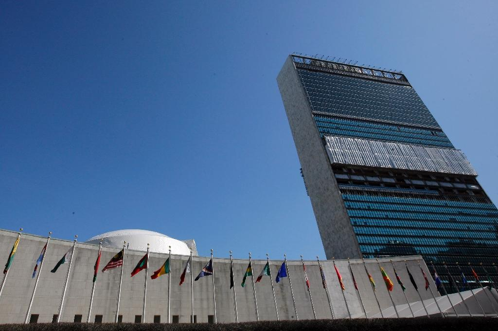 The birth of the UN was one legacy of the World War II (AFP Photo/Monika Graff)