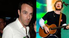 Ed Sheeran's label president Ben Cook steps down over 'offensive' Run DMC costume