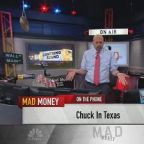 Cramer's lightning round: With so many great bank stocks,...