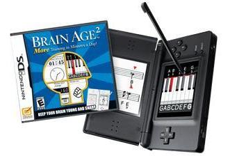 Nintendo and AOL team up to give Canadians Brain Age 2 bundle