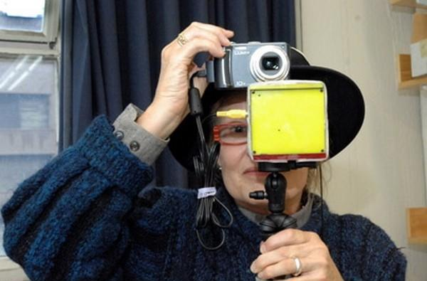 MIT's portable 'seeing machine' for the blind enters testing