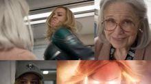 《Marvel隊長》預告公開 貝兒娜森嬲爆打阿婆
