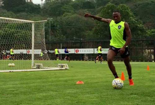 Sassá marca no empate dos reservas do Botafogo com o Nova Iguaçu