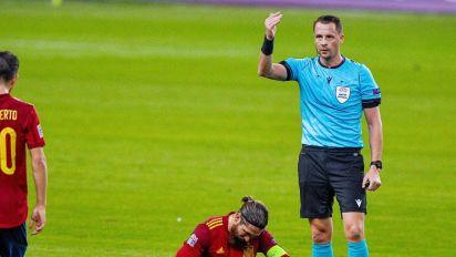 Nach Verletzung im Nations-League-Spiel: Real vorerst ohne Ramos