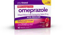 Perrigo Launches Novel Omeprazole Orally Disintegrating Tablet to Treat Frequent Heartburn