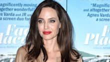 Angelina Jolie Just Cut Her Hair