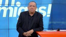 Fora das narrações, Galvão pede mais espaço como comentarista no SporTV