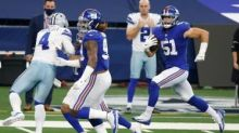 Giants LB Kyler Fackrell lands on IR with calf injury, three others off Reserve/COVID list