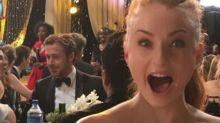Sophie Turner's 'Selfie' With Ryan Gosling Is Superbly Adorable
