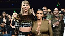 Kim Kardashian Just Subtly Declared Peace With Taylor Swift on Snapchat