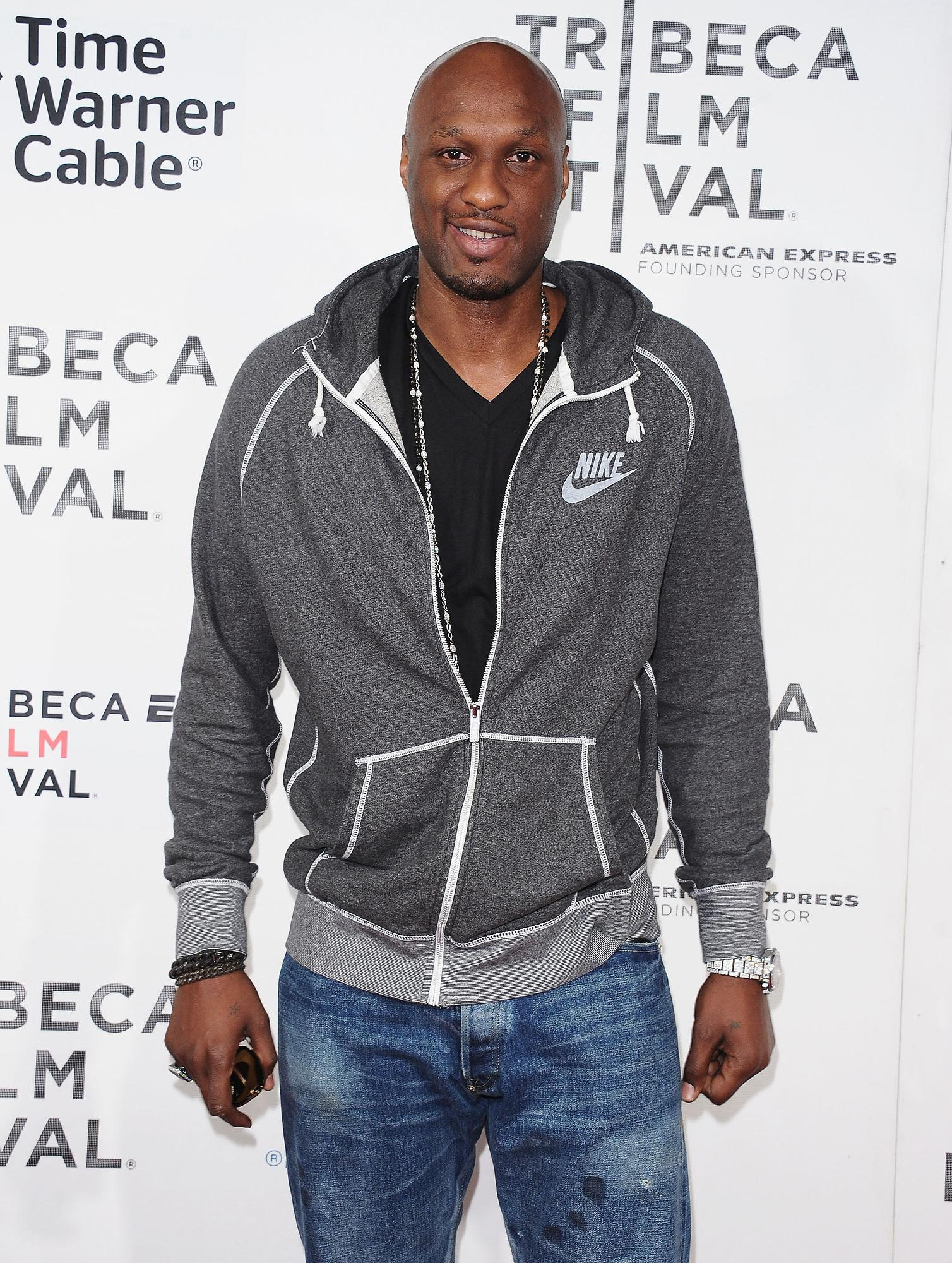 Lamar Odom Is 'Happy and Doing Great' as He Leaves Rehab Stint