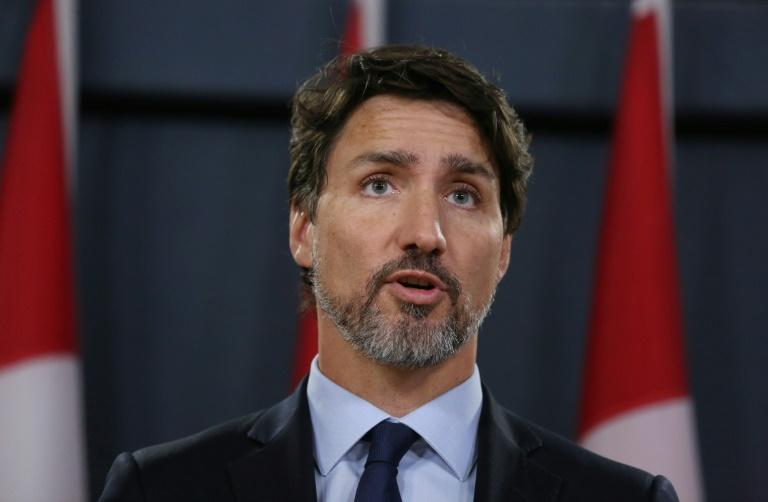 Canadian Prime Minister Justin Trudeau and his family are self-isolating for 14 days after his wife Sophie tested positive for COVID-19