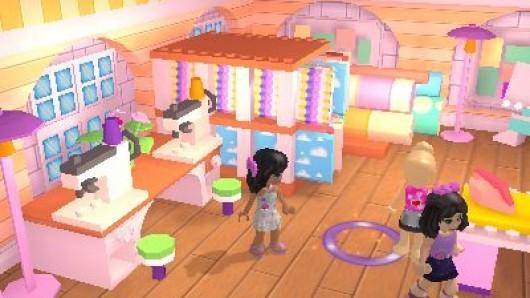 LEGO Friends coming to 3DS and DS this fall