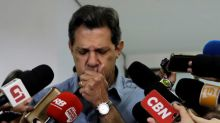 Brazil right-winger to skip debates, cannot campaign: aide
