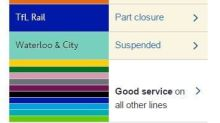 Tube strike: London Underground passengers hit by severe delays as Southern Rail staff also walk out
