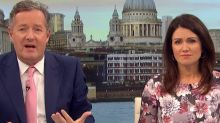 Good Morning Britain viewers delighted as grandparents call out Piers Morgan for talking over Susanna Reid