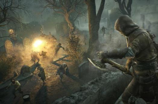 Assassin's Creed: Unity frees Dead Kings DLC next week
