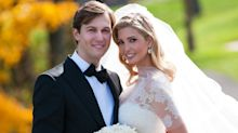 Ivanka Trump shares unseen, intimate images from wedding day to celebrate 10th anniversary