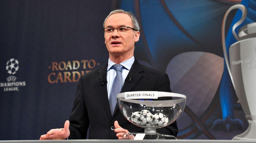 Sorteo de los cuartos de final de la Champions League: día, hora y TV