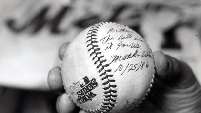 Ultimate troll? Mets owner has Buckner ball