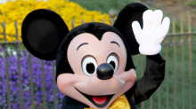 Mickey Mouse Gave These Two Foster Kids The Best Gift