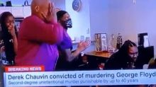 WATCH: George Floyd's Family's Reaction to Cop's Conviction in Minneapolis Murder Goes Viral