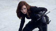 Black Widow: Photos of Scarlett Johansson in Marvel film leak online