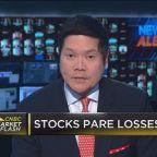 Market move on news Deputy AG Rosenstein tells Trump he's...