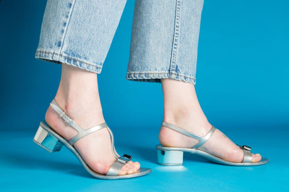Salvatore Ferragamo Favilla Jelly City Sandals. (Photo: Priscilla De Castro)