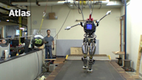 DARPA unveils advanced humanoid robot