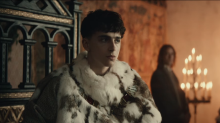 'The King' Trailer: Timothée Chalamet Reigns Over Netflix's Shakespearean Epic