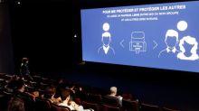 INFOGRAPHIES. Cet été, les cinémas français ont attiré 3 fois moins de spectateurs que d'habitude
