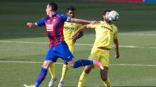 El Villarreal ganó en las últimas tres visitas del Eibar a La Cerámica