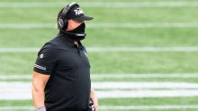 """Jon Gruden """"concerned"""" about injuries to rookie wideouts"""