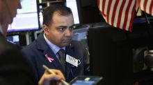 Markets Right Now: US stocks end a bumpy day slightly higher