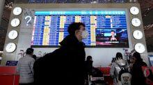 China says 2 new coronavirus cases, asymptomatic case on German charter