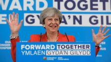 Rattled May forced into 'dementia tax' U-turn after poll lead halves