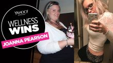 'I felt publicly humiliated': How not being able to buckle her seat belt on a plane inspired Joanna Pearson to lose 215 pounds