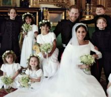 The Sweet Reason Why The Kids Posed So Politely For Royal Wedding Photos