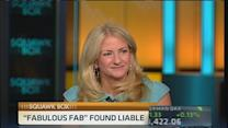 'Fabulous Fab' found liable