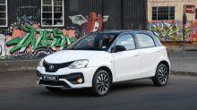Toyota Etios tem fim de linha anunciado... na  Índia