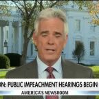 White House assembles rapid response team for public impeachment hearings