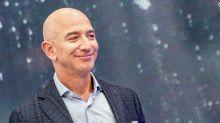 Amazon-Chef Bezos gibt Vorstandsvorsitz ab